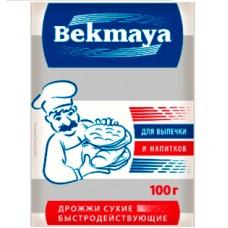 Дрожжи сухие Бекмая 100 гр