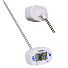 Термометр цифровой поворотный