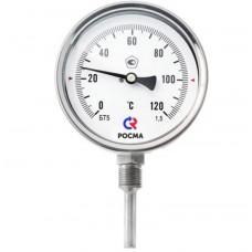 Термометр радиальный Брендимастер (в дистиллятор)