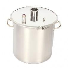 """Перегонный куб Термосфера 12 литров Middle кламп 2"""""""