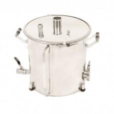 """Перегонный куб Термосфера 30 литров Про кламп 1,5"""""""